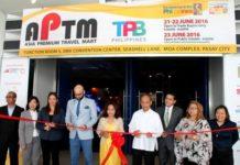 Asia Premium Travel Mart 2016 file photo