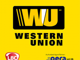Western Union, LBC and Pera Hub