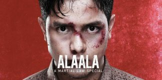 Alden Richards as Boni Ilagan in Alaala A Martial Law Special, a Gold Camera Awardee in the Docudrama category
