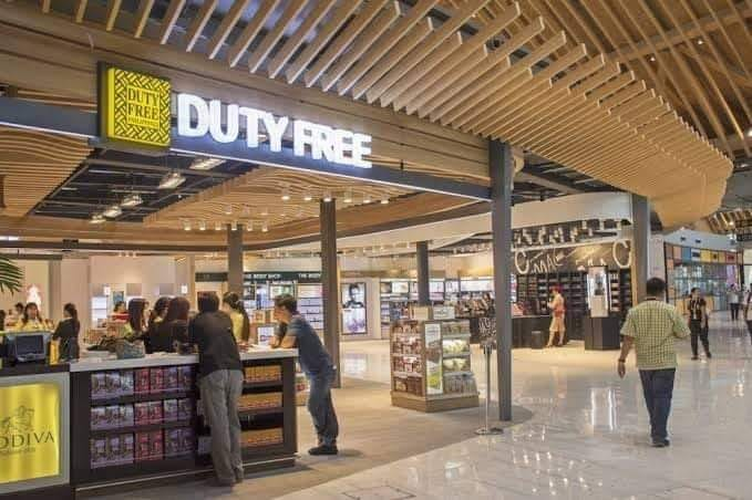 Duty Free Philippines (Photo from DFP Facebook PH)