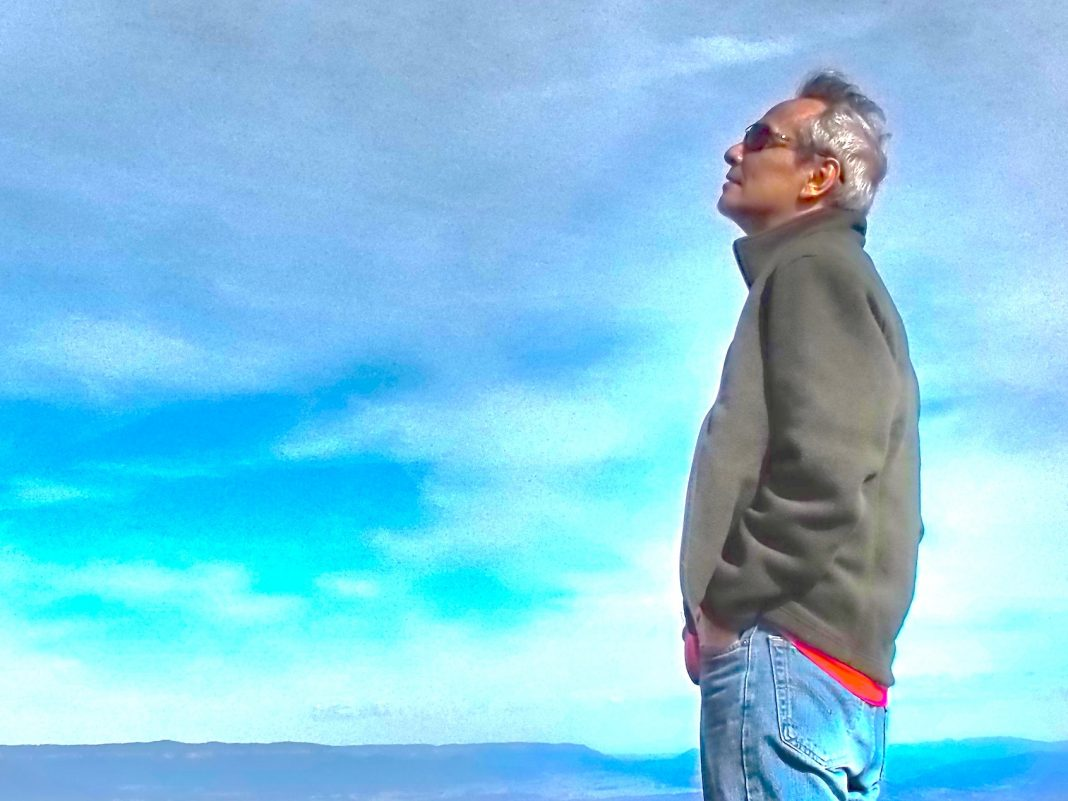 Jim Paredes (Photo from his Facebook account)