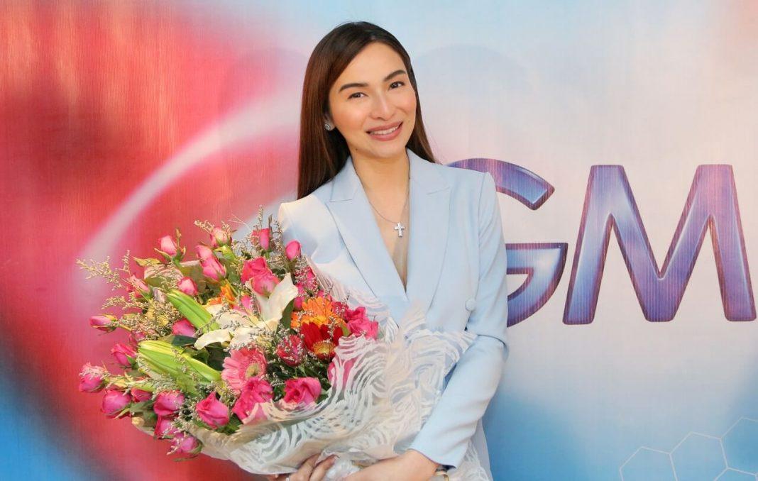 Jennylyn Mercado renews contract with GMA 7